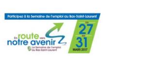 Une semaine de l'emploi au Kamouraska du 27 au 31 mars 2017