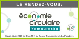 Le Rendez-vous de l'économie circulaire au Kamouraska