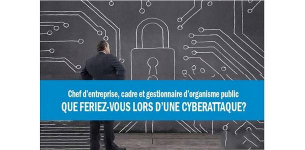 Démonstration du fonctionnement d'un centre de simulation et de formation en cybersécurité
