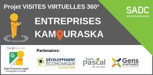 NOUVELLE OPPORTUNITÉ pour les entreprises du Kamouraska voulant se démarquer sur le web