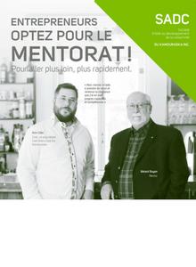 Service de mentorat pour entrepreneurs
