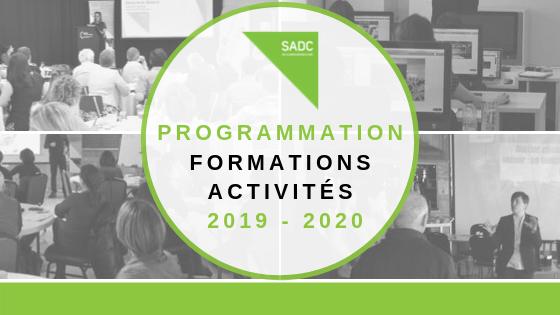 La SADC du Kamouraska dévoile sa programmation d'activités 2019-2020