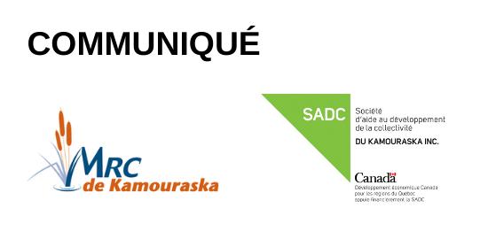La MRC de Kamouraska et la SADC du Kamouraska travaillent en collaboration pour aider les entreprises dans le contexte de la COVID-19