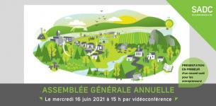 16 juin 2021 – Assemblée générale annuelle de la SADC du Kamouraska