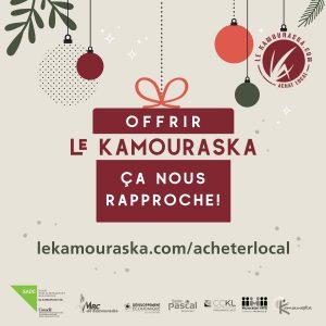 Lancement d'une campagne régionale de valorisation de l'achat local  au Kamouraska pour la période des Fêtes