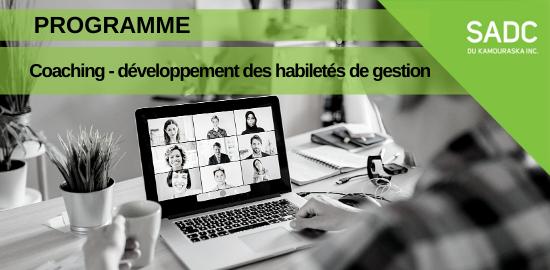*COMPLET* Coaching-développement des habiletés de gestion pour travailleurs autonomes et entrepreneurs